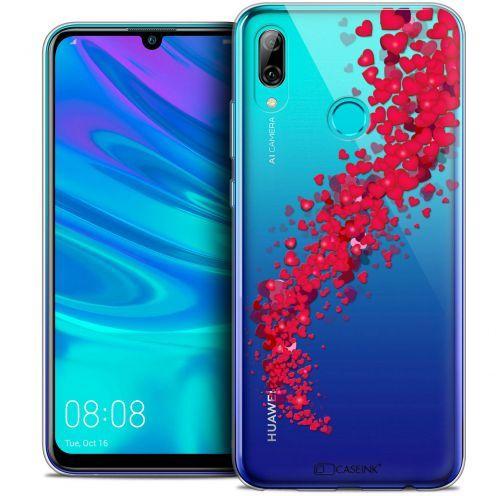 "Coque Crystal Gel Huawei P Smart 2019 (6.21"") Extra Fine Love - Tornado"