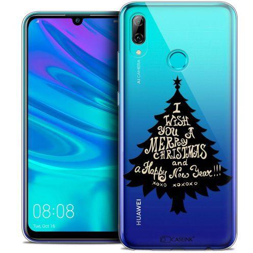 "Coque Crystal Gel Huawei P Smart 2019 (6.21"") Extra Fine Noël 2017 - XOXO Tree"