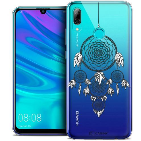 "Coque Crystal Gel Huawei P Smart 2019 (6.21"") Extra Fine Dreamy - Attrape Rêves NB"