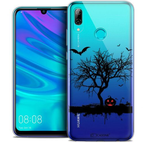 "Coque Crystal Gel Huawei P Smart 2019 (6.21"") Extra Fine Halloween - Devil's Tree"