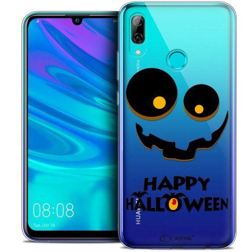 "Coque Crystal Gel Huawei P Smart 2019 (6.21"") Extra Fine Halloween - Happy"