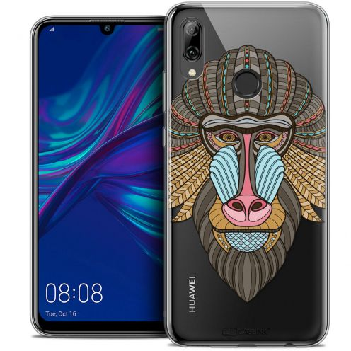 "Coque Crystal Gel Huawei P Smart 2019 (6.21"") Extra Fine Summer - Babouin"