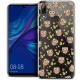 "Coque Crystal Gel Huawei P Smart 2019 (6.21"") Extra Fine Summer - Hibou"