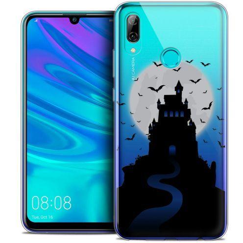 "Coque Crystal Gel Huawei P Smart 2019 (6.21"") Extra Fine Halloween - Castle Nightmare"