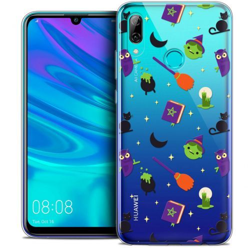 "Coque Crystal Gel Huawei P Smart 2019 (6.21"") Extra Fine Halloween - Witch Potter"