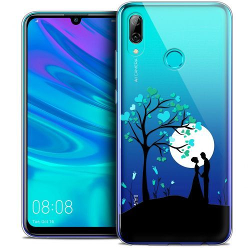 "Coque Crystal Gel Huawei P Smart 2019 (6.21"") Extra Fine Love - Sous l'arbre"