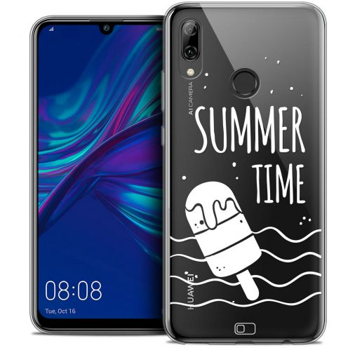 "Coque Crystal Gel Huawei P Smart 2019 (6.21"") Extra Fine Summer - Summer Time"