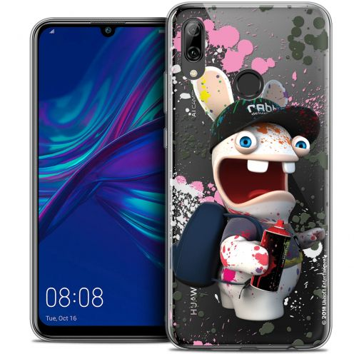 """Coque Gel Huawei P Smart 2019 (6.21"""") Extra Fine Lapins Crétins™ - Painter"""