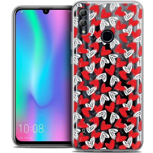 "Coque Crystal Gel Huawei Honor 10 LITE (5.8"") Extra Fine Love - With Love"