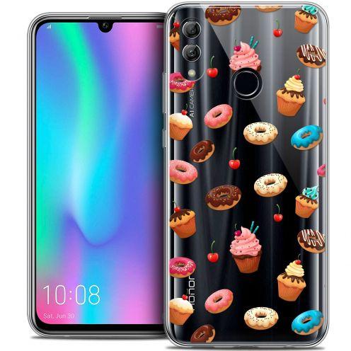 "Coque Crystal Gel Huawei Honor 10 LITE (5.8"") Extra Fine Foodie - Donuts"