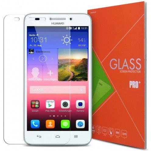Protection d'écran Verre trempé Huawei Ascend G620S - 9H Glass Pro+ HD 0.33 mm 2.5D