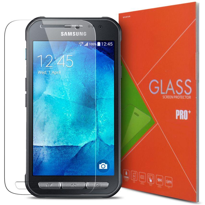Vue détaillée de Protection d'écran Verre trempé Samsung Galaxy XCover 3 - 9H Glass Pro+ HD 0.33 mm 2.5D