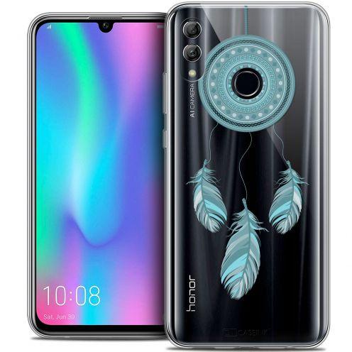"Coque Crystal Gel Huawei Honor 10 LITE (5.8"") Extra Fine Dreamy - Attrape Rêves Blue"