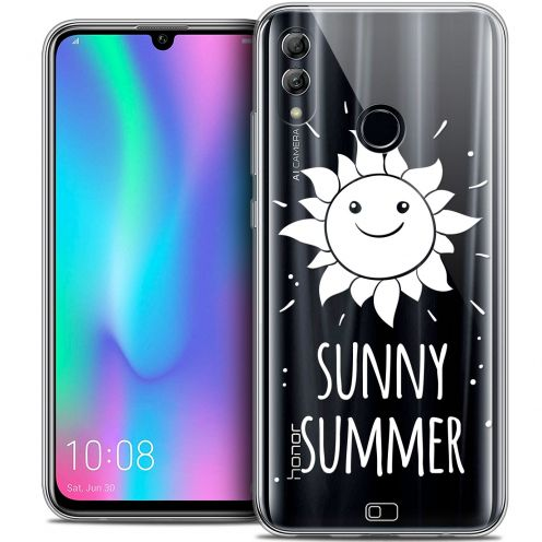 "Coque Crystal Gel Huawei Honor 10 LITE (5.8"") Extra Fine Summer - Sunny Summer"