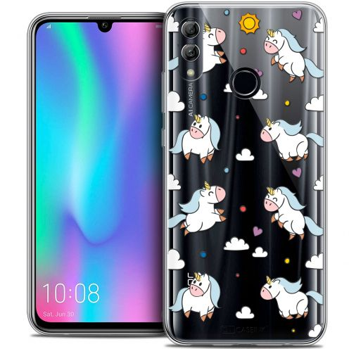 """Coque Crystal Gel Huawei Honor 10 LITE (5.8"""") Extra Fine Fantasia - Licorne In the Sky"""
