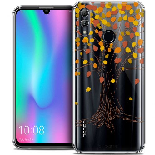 """Coque Crystal Gel Huawei Honor 10 LITE (5.8"""") Extra Fine Autumn 16 - Tree"""