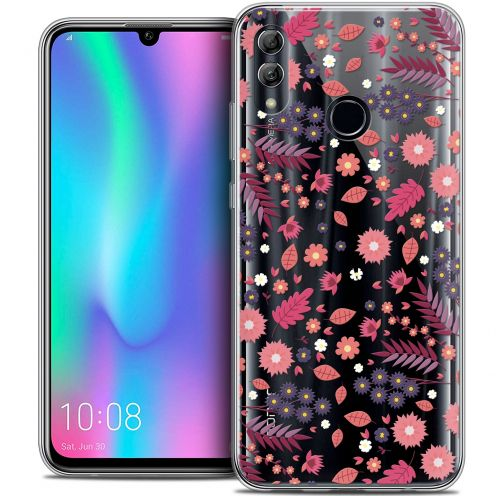 "Coque Crystal Gel Huawei Honor 10 LITE (5.8"") Extra Fine Spring - Printemps"