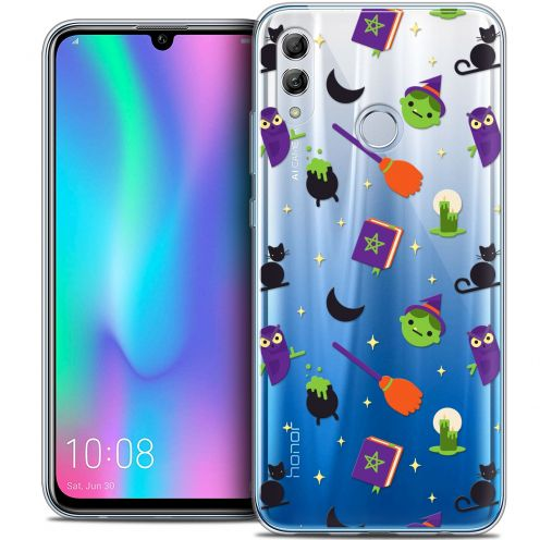 """Coque Crystal Gel Huawei Honor 10 LITE (5.8"""") Extra Fine Halloween - Witch Potter"""