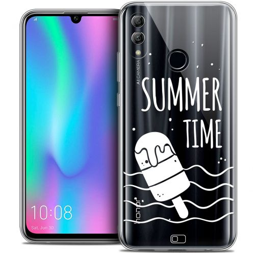 """Coque Crystal Gel Huawei Honor 10 LITE (5.8"""") Extra Fine Summer - Summer Time"""