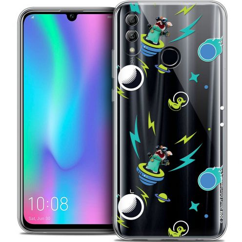 "Coque Gel Huawei Honor 10 LITE (5.8"") Extra Fine Lapins Crétins™ - Space 1"
