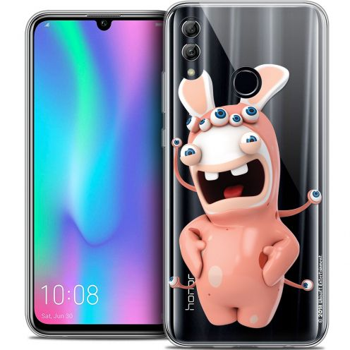 "Coque Gel Huawei Honor 10 LITE (5.8"") Extra Fine Lapins Crétins™ - Extraterrestre"