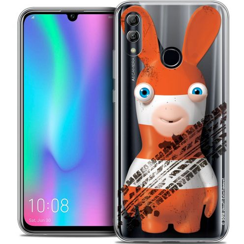 "Coque Gel Huawei Honor 10 LITE (5.8"") Extra Fine Lapins Crétins™ - On the Road"