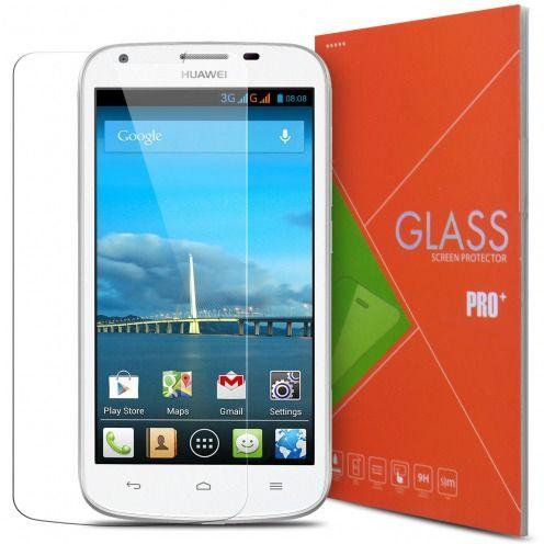 Protection d'écran Verre trempé Huawei Ascend Y600 - 9H Glass Pro+ HD 0.33mm 2.5D