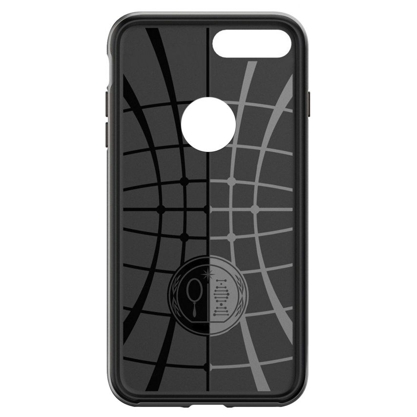 Coque Apple iPhone 7/8 Plus/+ (5.5) Neo Bumper Hybrid Series Noir Nuit