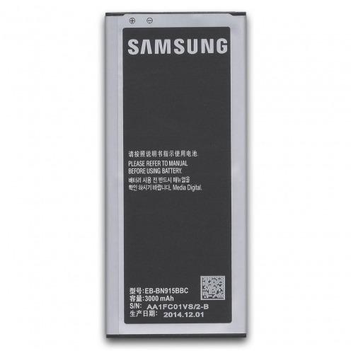Zoom sur Batterie d'Origine Samsung EB-BN915BBC Pour Galaxy Note Edge (3000mAh)