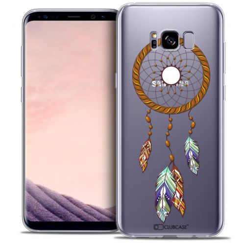 Coque Crystal Gel Samsung Galaxy S8+/ Plus (G955) Extra Fine Dreamy - Attrape Rêves Shine