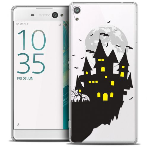 "Coque Crystal Sony Xperia XA Ultra 6"" Extra Fine Halloween - Castle Dream"