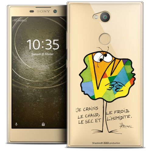"Coque Gel Sony Xperia L2 (5.7"") Extra Fine Les Shadoks® - Chaud ou Froid"