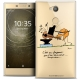 """Coque Gel Sony Xperia L2 (5.7"""") Extra Fine Les Shadoks® - Musicien"""