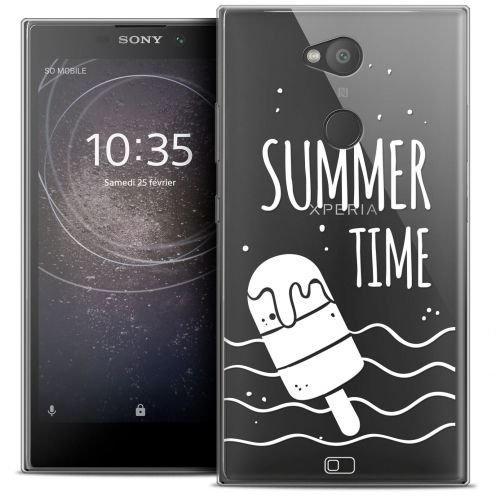 """Coque Crystal Gel Sony Xperia L2 (5.5"""") Extra Fine Summer - Summer Time"""