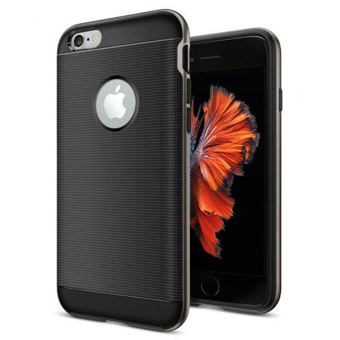 Coque Apple iPhone 6/6s (4.7) Neo Bumper Hybrid Series Noir Nuit