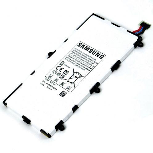 Zoom sur Batterie d'Origine Samsung T4000E Pour Galaxy Tab 3 (4000mAh)