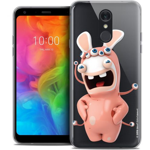 """Coque Gel LG Q7 (5.5"""") Extra Fine Lapins Crétins™ - Extraterrestre"""