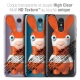 "Coque Gel LG Q7 (5.5"") Extra Fine Lapins Crétins™ - On the Road"