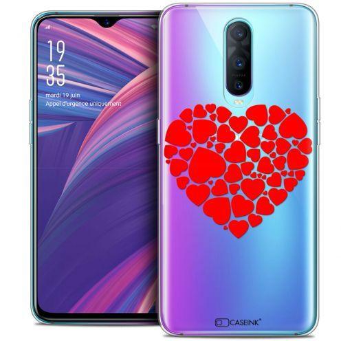 "Coque Crystal Gel Oppo RX17 Pro (6.4"") Extra Fine Love - Coeur des Coeurs"