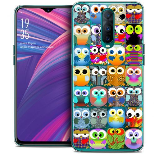 "Coque Crystal Gel Oppo RX17 Pro (6.4"") Extra Fine Claude - Hibous"