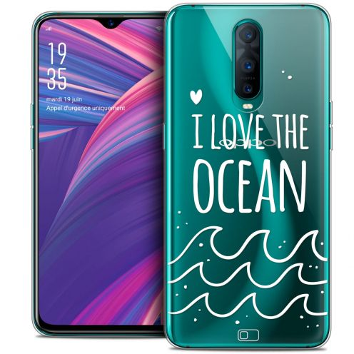 "Coque Crystal Gel Oppo RX17 Pro (6.4"") Extra Fine Summer - I Love Ocean"