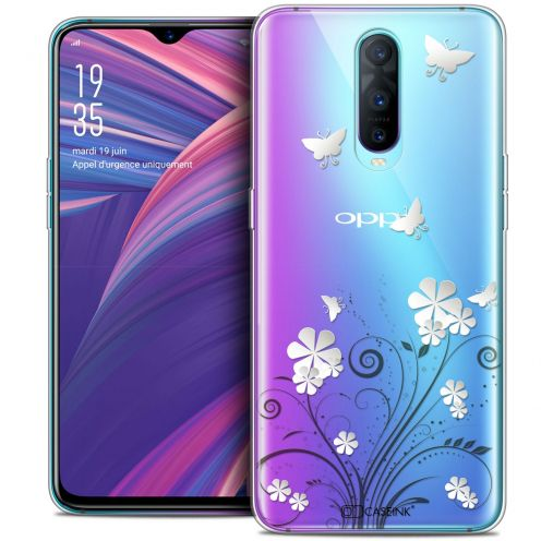 """Coque Crystal Gel Oppo RX17 Pro (6.4"""") Extra Fine Summer - Papillons"""