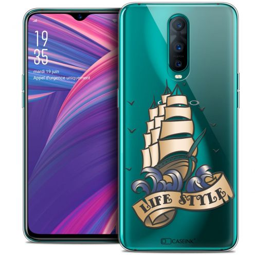 """Coque Crystal Gel Oppo RX17 Pro (6.4"""") Extra Fine Tatoo Lover - Life Style"""
