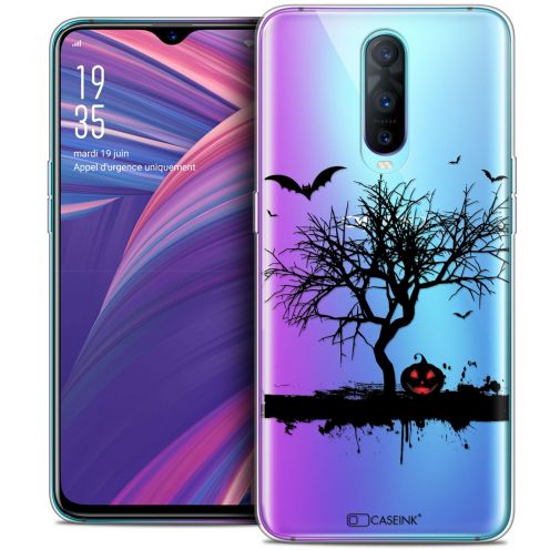 "Coque Crystal Gel Oppo RX17 Pro (6.4"") Extra Fine Halloween - Devil's Tree"