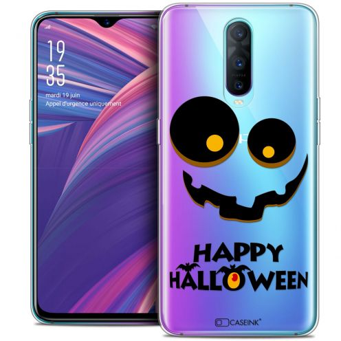 "Coque Crystal Gel Oppo RX17 Pro (6.4"") Extra Fine Halloween - Happy"