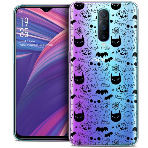 """Coque Crystal Gel Oppo RX17 Pro (6.4"""") Extra Fine Halloween - Spooky"""