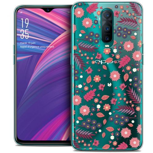 "Coque Crystal Gel Oppo RX17 Pro (6.4"") Extra Fine Spring - Printemps"