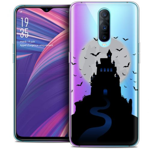 "Coque Crystal Gel Oppo RX17 Pro (6.4"") Extra Fine Halloween - Castle Nightmare"