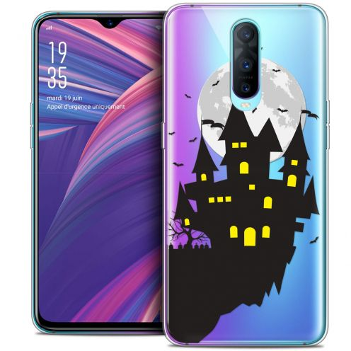 "Coque Crystal Gel Oppo RX17 Pro (6.4"") Extra Fine Halloween - Castle Dream"