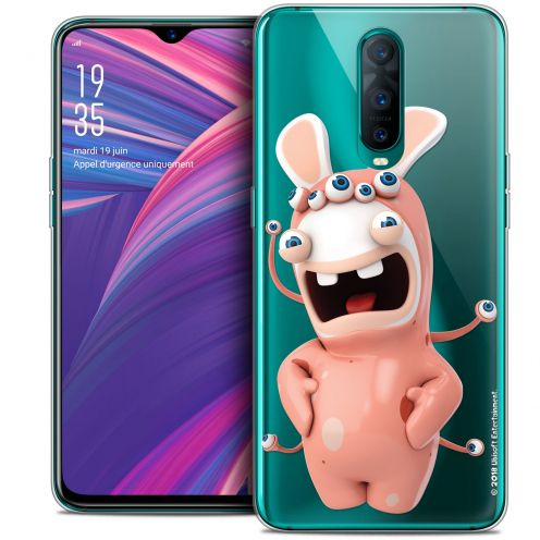 """Coque Gel Oppo RX17 Pro (6.4"""") Extra Fine Lapins Crétins™ - Extraterrestre"""